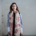 HOLLY- woven scarf