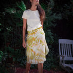 ALINE – cotton skirt